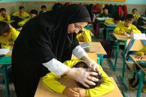 معاینه ۲۵ هزار دانش آموز ملاردی