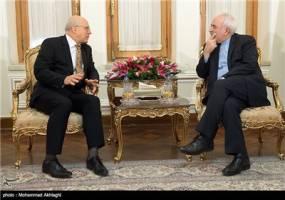 دیدار سفیر جدید بوسنی و هرزگوین با محمد جواد ظریف