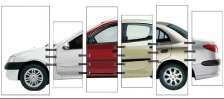 ثبات قیمتها در بازار خودروهای داخلی