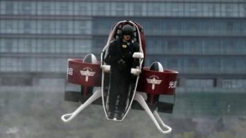 ماشین پرنده چینی وارد بازار شد! + عکس