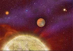 شبیهسازی توفانهای درون یک ستاره