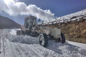 خداحافظی با محلول نمک برای یخزدایی جادهها