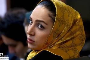 سوگل طهماسبی در نشست خبری سریال کیمیا | گزارش تصویری