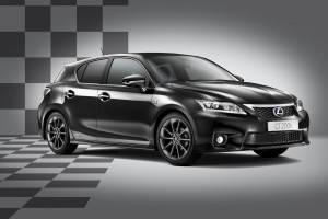 لکسس CT200H کم صدا ترین، راحت ترین و کم مصرف ترین خودرو + عکس