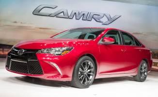 نگاهی به تویوتا کمری ، امن ترین خودرو جهان در سال 2015
