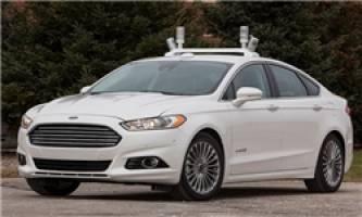 همکاری گوگل با فورد برای ساخت خودروهای بدون راننده