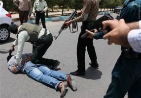 انهدام باند سارقان حرفهای در شهرستان هرسين
