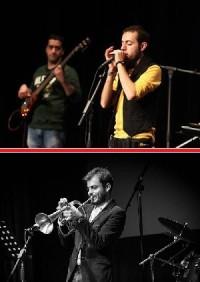 کنسرت گروه بابک صفرنژاد و آرین کشیشی
