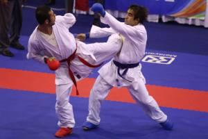 هفته نخست سوپر لیگ کاراته