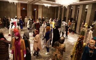 جشنواره مد و لباس ایرانی در استانبول از نگاهی دیگر