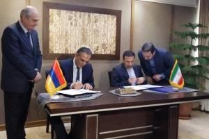 امضای دو سند همکاری بین ایران و ارمنستان با حضور وزیر ارتباطات و فناوری اطلاعات