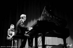 کنسرت رسیتال پیانو فریدون ناصحی