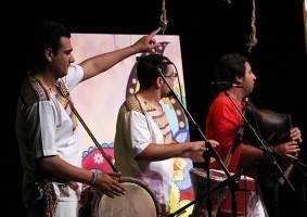 کنسرت گروه  بوشهری آوای موج