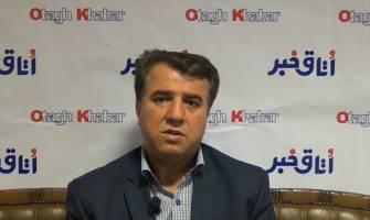برنامه های اتحادیه قنادان از زبان علی بهرمند