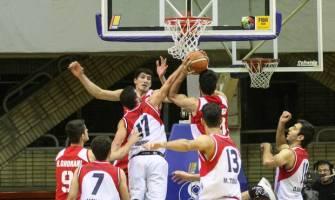 تیم بسکتبال شهرداری گرگان پیروزی را از شهرداری اراک گرفت