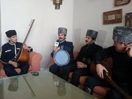 کنسرت گروه عاشیقلارمیشو  از کشور آذربایجان