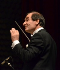 کنسرت ارکستر سمفونیک تهران به رهبری امیل تاباکوف