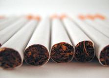 قطع واردات سیگار در آستانه شکست