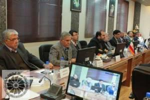 برگزاری جلسه هم اندیشی مسئولان دفاتر داوری اتاق ایران در اتاق بازرگانی زنجان