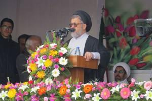 اتکا به مکتب، رهبری و مردم رمز موفقیت انقلاب و تداوم آن است