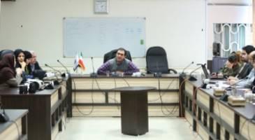 برگزاری کارگاه مهارت های ارتباطی برای کارکنان اتاق ایران