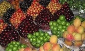 قاچاق میوه توسط تعدادی اندک انجام میشود
