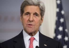 درخواست کری از قانونگذاران برای صبر در تمدید تحریمها علیه ایران