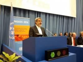ایران مجازات جایگزین را برای محکومان مواد مخدر بکار می برد