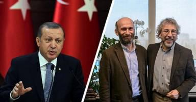 نامه 100 نویسنده سرشناس برای آزادی روزنامهنگاران ترک