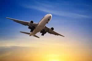 مسابقه درگ بین دو هواپیمای مسافربری