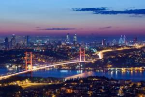 تور استانبول فروردین 95