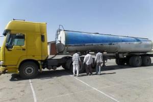 قاچاق سوخت در زنجان کاهش یافت