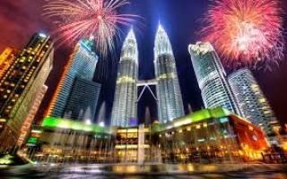 تور ویژه مالزی