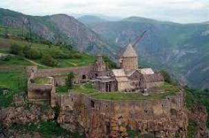 تور زمینی ارمنستان ویژه بهار