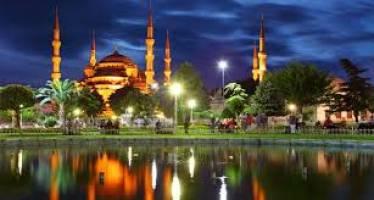 تور استانبول در  فروردین