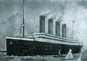 ۲۱ فروردین؛ اولین و آخرین سفر کشتی تایتانیک