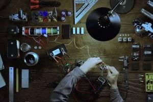 تیزر رسمی اچ تی سی برای نمایش قابلیت باتری اچ تی سی 10