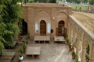 خانهی مستوفی شوشتر؛ شکوهی از معماری ایرانی