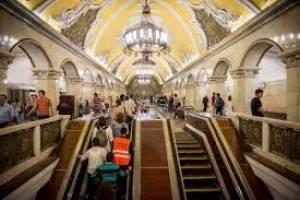 نظم روسی در متروها
