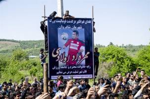 زمان و مکان مراسم هفتمین روز درگذشت اولادی مشخص شد