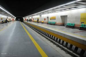 میزان توسعه مترو مشخص است