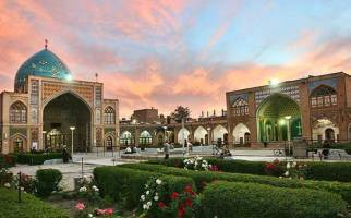 آشنایی با مسجد جامع زنجان