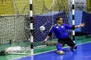 صعود تیم فوتسال دانشجویان ایران به نیمه نهایی قهرمانی آسیا