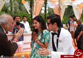 خانواده ثروتمند هندی عروسی 10 میلیون یورویی به پا کرد