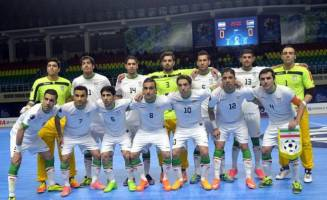 استارت تیم ملی فوتسال برای جام جهانی