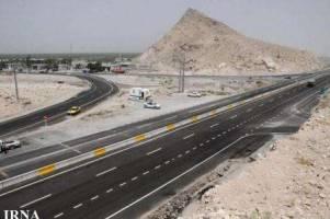 افتتاح چهار طرح راهسازي در جنوب كرمان