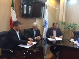 دیدار دکتر علوی محقق بین المللی با ریاست و اعضای محترم هیات رئيسه اتاق زنجان
