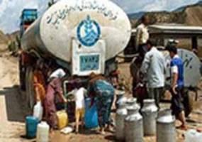 مشكل آب آشاميدني 20 روستا در هرمزگان برطرف مي شود