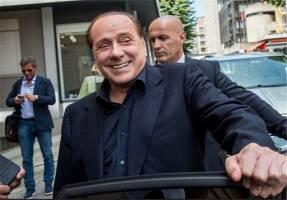 برلوسکونی در ۷ شهر ایتالیا تحت تعقیب قرار گرفت