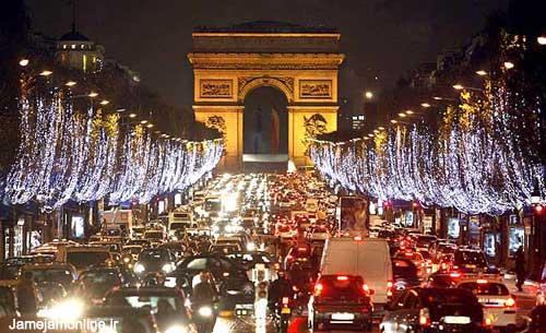 Image result for خیابان شانزه لیزه پاریس